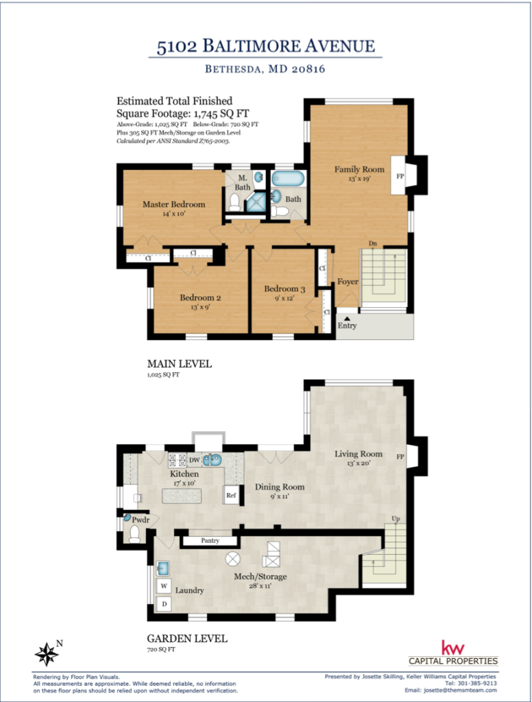 5102 Baltimore Floor Plan